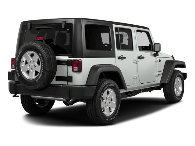 2017 Jeep Wrangler Unlimited Sport In Albany Ga Five Star Hyundai Of