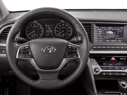 2017 Hyundai Elantra Limited In Albany Ga Five Star Of