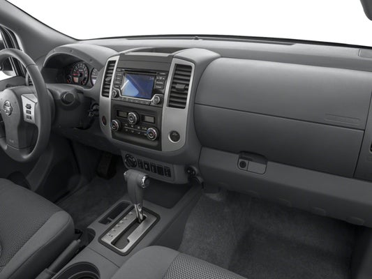 2017 Nissan Frontier Sv Crew Cab In Albany Ga Five Star Hyundai Of